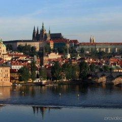 Отель Leonardo Prague Чехия, Прага - 12 отзывов об отеле, цены и фото номеров - забронировать отель Leonardo Prague онлайн приотельная территория