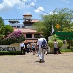 Отель Randiya Шри-Ланка, Анурадхапура - отзывы, цены и фото номеров - забронировать отель Randiya онлайн спортивное сооружение