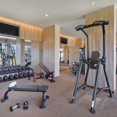 Отель Meliá Ho Tram Beach Resort фитнесс-зал фото 3
