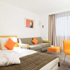 Отель Novotel Nice Centre Франция, Ницца - 2 отзыва об отеле, цены и фото номеров - забронировать отель Novotel Nice Centre онлайн комната для гостей фото 2