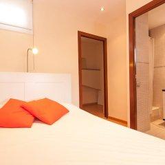 Апартаменты Montaber Apartments - Plaza España Барселона комната для гостей фото 3