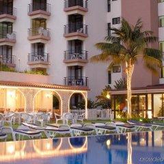 Отель Dorisol Mimosa Hotel Португалия, Фуншал - отзывы, цены и фото номеров - забронировать отель Dorisol Mimosa Hotel онлайн бассейн фото 3