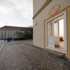 Отель Prague Loreta Residence Чехия, Прага - отзывы, цены и фото номеров - забронировать отель Prague Loreta Residence онлайн парковка
