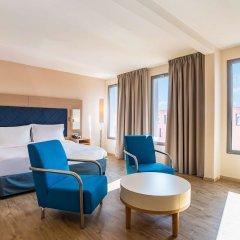 Отель Radisson Blu Hotel Toulouse Airport Франция, Бланьяк - 1 отзыв об отеле, цены и фото номеров - забронировать отель Radisson Blu Hotel Toulouse Airport онлайн фото 9