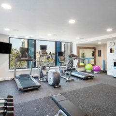 Отель Hampton by Hilton Belfast City Centre фитнесс-зал