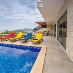 Отель Villa Natre Патара бассейн фото 3