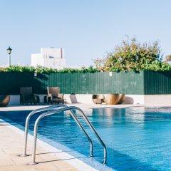 Отель Luna Forte da Oura Португалия, Албуфейра - отзывы, цены и фото номеров - забронировать отель Luna Forte da Oura онлайн бассейн фото 6