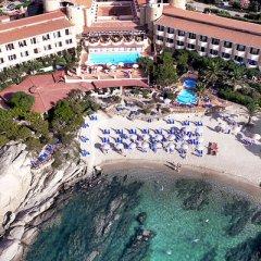Отель Grand Hotel Smeraldo Beach Италия, Байя-Сардиния - 1 отзыв об отеле, цены и фото номеров - забронировать отель Grand Hotel Smeraldo Beach онлайн помещение для мероприятий