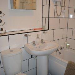 Отель Glasgow Green Apartments Великобритания, Глазго - отзывы, цены и фото номеров - забронировать отель Glasgow Green Apartments онлайн ванная фото 2