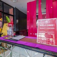 Отель Glitz Бангкок интерьер отеля фото 2