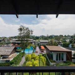 Отель Baywater Resort Samui балкон