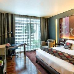 Отель Park Plaza Bangkok Soi 18 комната для гостей фото 3
