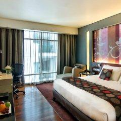 Отель Park Plaza Bangkok Soi 18 комната для гостей фото 4