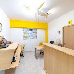 Отель Virtual Pilot Родос фитнесс-зал