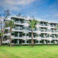 Отель Holiday Inn Express Krabi Ao Nang Beach Таиланд, Ао Нанг - отзывы, цены и фото номеров - забронировать отель Holiday Inn Express Krabi Ao Nang Beach онлайн вид на фасад