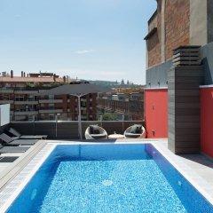 Отель Catalonia Roma бассейн