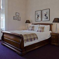 Отель The Edinburgh Castle Suite Эдинбург комната для гостей фото 2