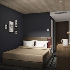 Отель Sotetsu Fresa Inn Nihombashi-Kayabacho комната для гостей