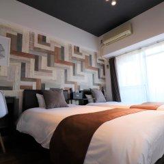 Отель Pure Tenjin Фукуока комната для гостей