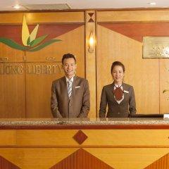 Отель Liberty Hotel Saigon Parkview Вьетнам, Хошимин - отзывы, цены и фото номеров - забронировать отель Liberty Hotel Saigon Parkview онлайн фото 2