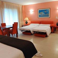 Отель Sercotel Suite Palacio del Mar Испания, Сантандер - отзывы, цены и фото номеров - забронировать отель Sercotel Suite Palacio del Mar онлайн комната для гостей