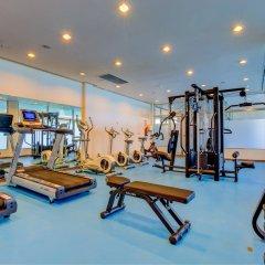Отель SBH Costa Calma Palace Thalasso & Spa фитнесс-зал