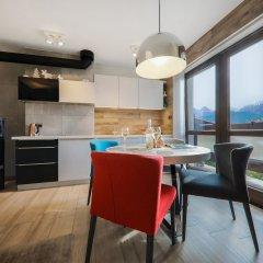 Отель InspiroApart Luxury Mountain Views Косцелиско в номере