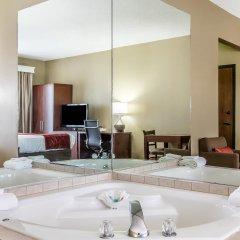Отель Comfort Suites Effingham спа
