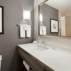 Отель Hilton Garden Inn San Jose/Milpitas ванная
