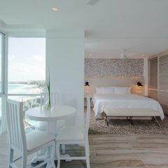 Отель Oleo Cancun Playa All Inclusive Boutique Resort балкон