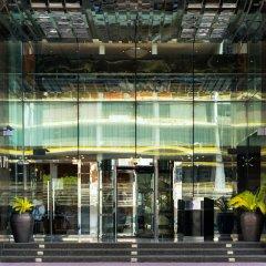 Отель Park Regis Kris Kin Дубай вид на фасад