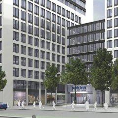 Отель Park Inn by Radisson Brussels Midi фото 3