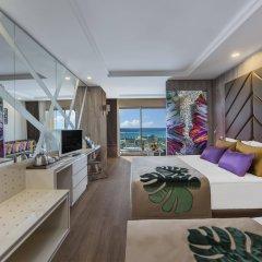 Отель Delphin BE Grand Resort комната для гостей