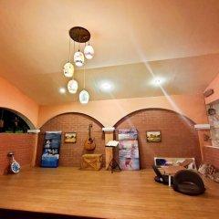 Отель OYO 109 Ozone Prime Resort Паттайя интерьер отеля