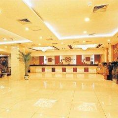 Отель Shanxi Wenyuan Hotel Китай, Сиань - отзывы, цены и фото номеров - забронировать отель Shanxi Wenyuan Hotel онлайн интерьер отеля фото 2