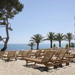 Melbeach Hotel & Spa - Adults Only пляж
