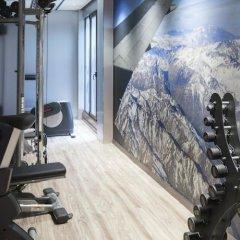 Отель Gran Via BCN фитнесс-зал фото 2