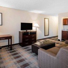 Отель Clarion Inn near JBLM США, Такома - отзывы, цены и фото номеров - забронировать отель Clarion Inn near JBLM онлайн комната для гостей