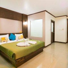 Hawaii Patong Hotel комната для гостей фото 3