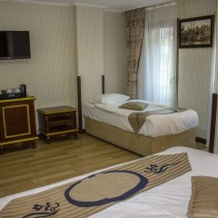 Sky Kamer Hotel - Boutique Class Турция, Стамбул - 11 отзывов об отеле, цены и фото номеров - забронировать отель Sky Kamer Hotel - Boutique Class онлайн комната для гостей фото 4