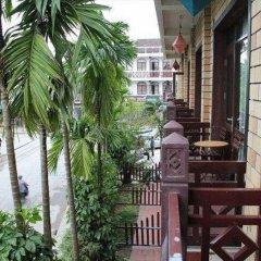Отель Thanh Binh II балкон