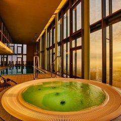 Отель InterContinental Warsaw бассейн