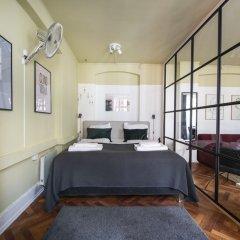 Апартаменты Boutique Apartments by Kgs Nytorv Копенгаген комната для гостей