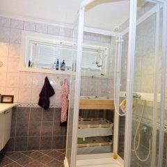 Отель Solferie Holiday Home Breimyråsen Кристиансанд ванная
