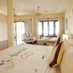 Отель Vinh Hung Riverside Resort & Spa Вьетнам, Хойан - отзывы, цены и фото номеров - забронировать отель Vinh Hung Riverside Resort & Spa онлайн комната для гостей фото 2