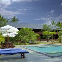 Отель Crown Monarch Diyamankada Nature Resort бассейн фото 3