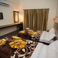 Отель Chitwan Adventure Resort Непал, Саураха - отзывы, цены и фото номеров - забронировать отель Chitwan Adventure Resort онлайн комната для гостей фото 2