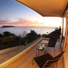 Отель Kalima Resort and Spa балкон
