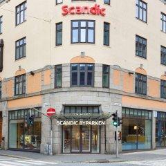 Отель Scandic Byparken Норвегия, Берген - 1 отзыв об отеле, цены и фото номеров - забронировать отель Scandic Byparken онлайн с домашними животными