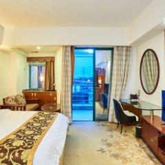 Отель Xiamen Dongfang Hotshine Hotel Китай, Сямынь - отзывы, цены и фото номеров - забронировать отель Xiamen Dongfang Hotshine Hotel онлайн комната для гостей фото 4